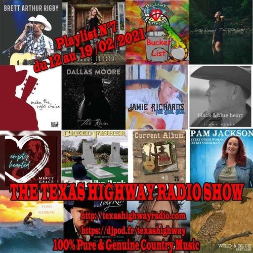 The Texas Highway Radio Show N°7