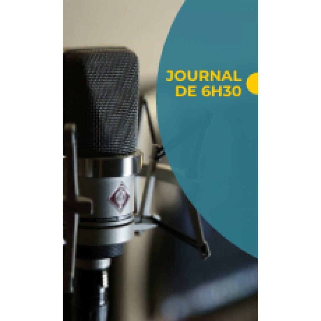 Le journal de 6h30 - Nouvelle Calédonie la 1ère