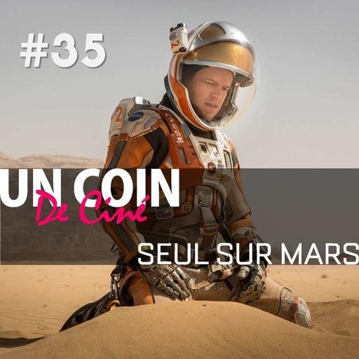 #35 : Le Retour - Seul Sur Mars
