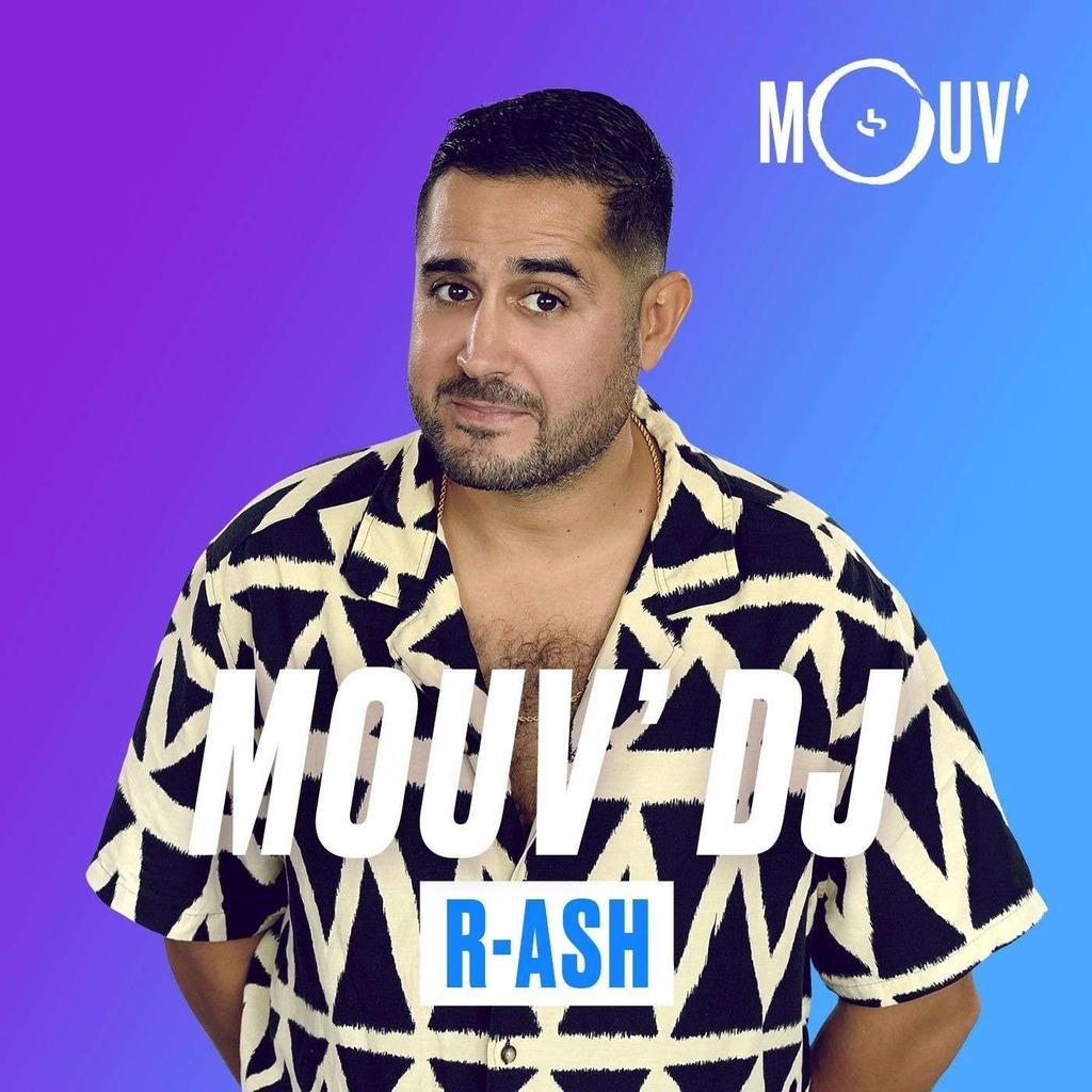 Mouv' DJ : R-Ash