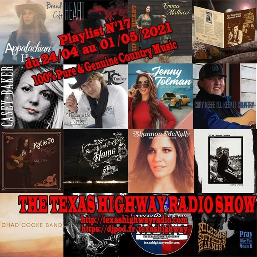 The Texas Highway Radio Show N°17