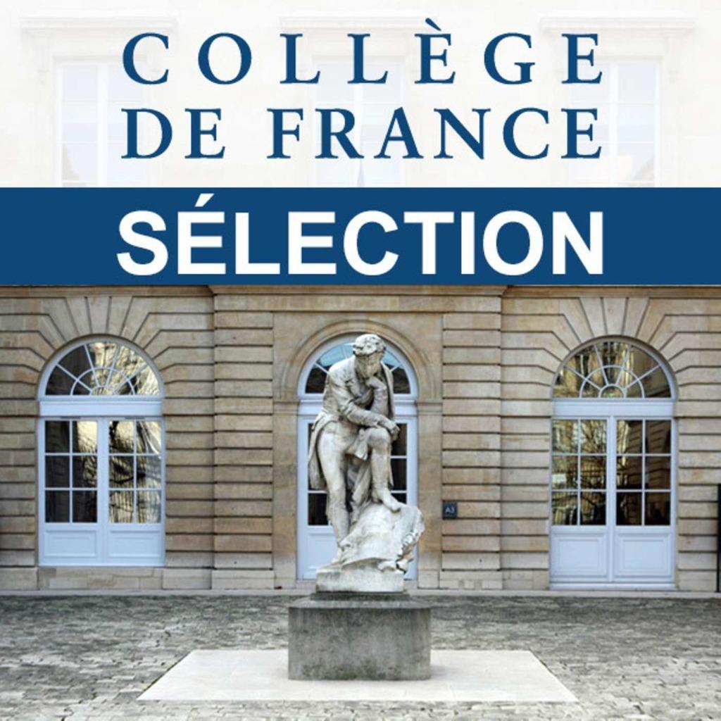 Collège de France - Sélection