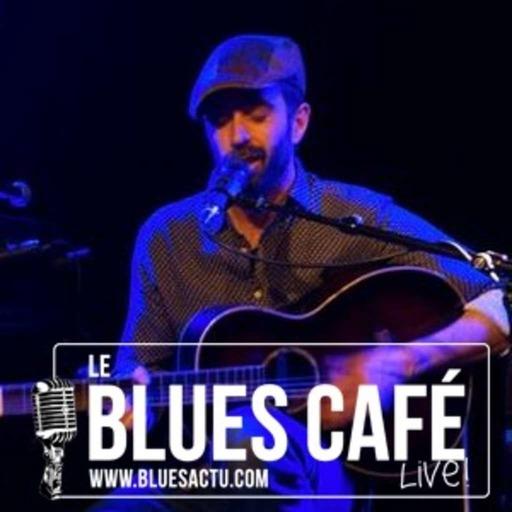 Zacharie - Le Blues Café Live #127