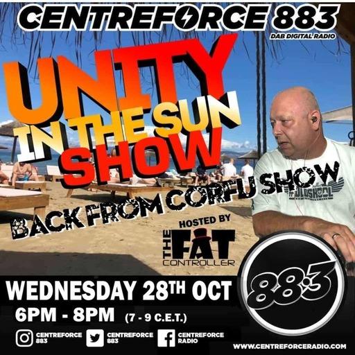 Centreforce Radio 883 28th October 2020