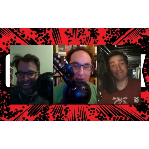 Comic Book Club – Live! From Our Homes In NYC
