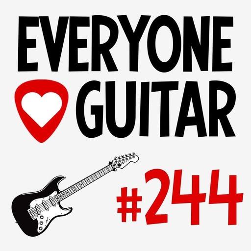 Jane Getter Interview - Everyone Loves Guitar #244