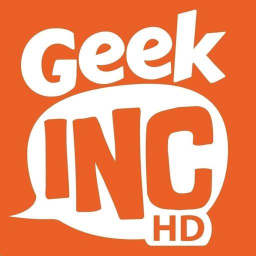 Geek Inc HD Podcast 160 : Le clin d'oeil du cyclope