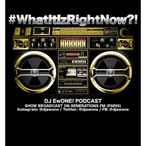 What It Iz Right Now?! - 2016/07-09 (Part 1)