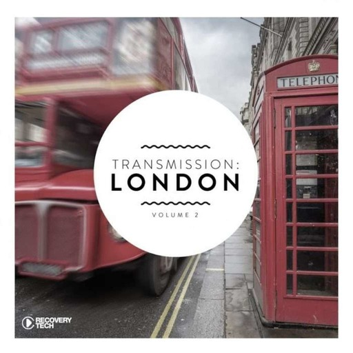 Transmission London, Vol. 2 mixed by The Gater