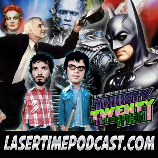 Steve Martin's Nose Grows, Batman and Robin Lay an Egg, and Flight of the Conchords Soars - June 16-June 22