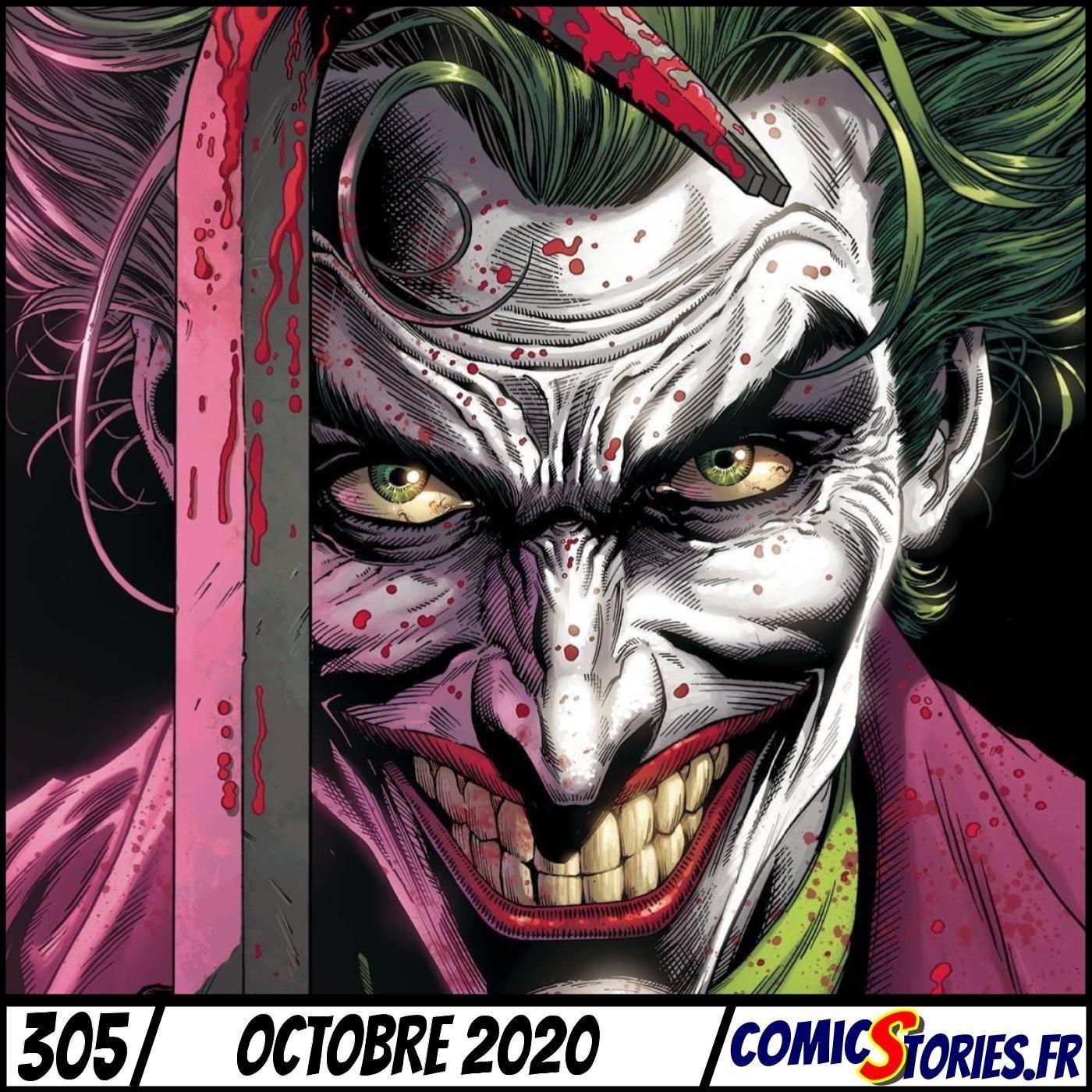 ComicStories #305 - Octobre 2020