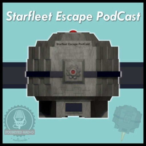 "Starfleet Escape Podcast #86: ""Spectral Scans – Discovery Short Treks"""