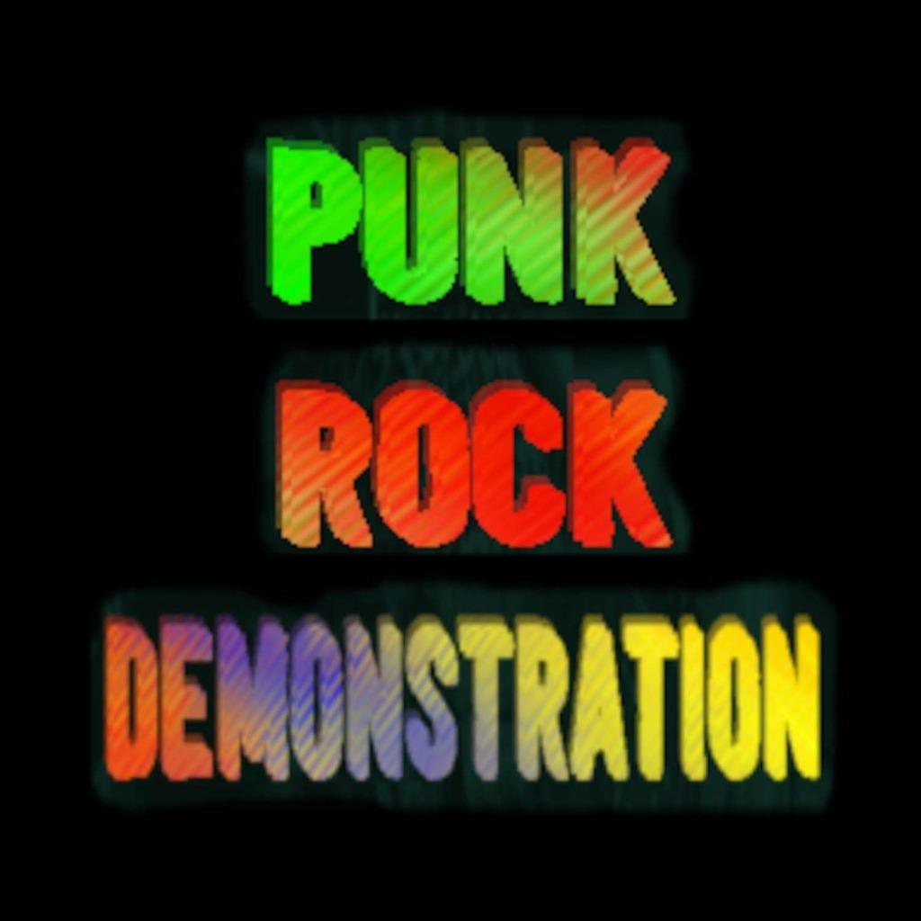 Punk Rock Demonstration Radio Show with Jack