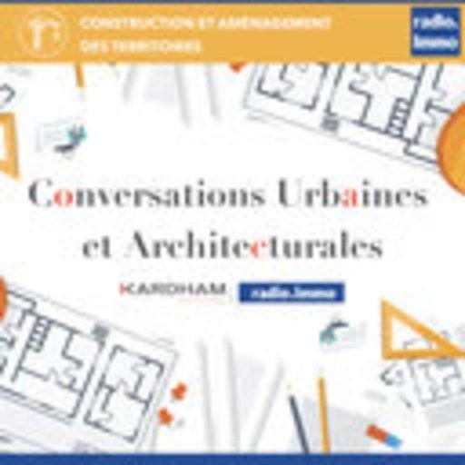 Anne-Sophie BRYCHCY, ASB - Première Partie - Conversations urbaines et architecturales