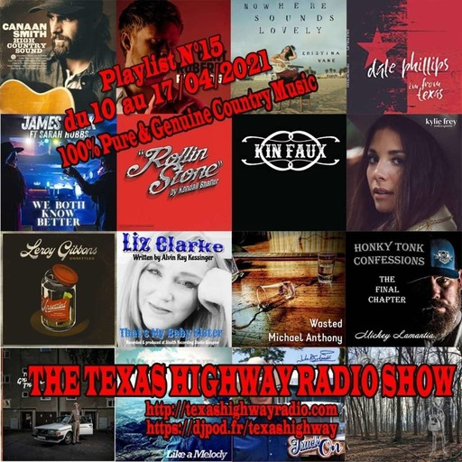 The Texas Highway Radio Show N°15