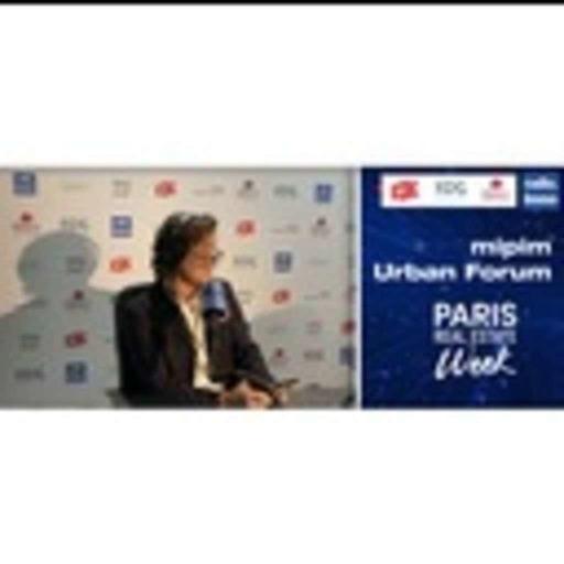 Cécile DE GUILLEBON, directeur de l'immobilier et des services généraux du groupe Renault - VP for Real Estate & Facility Management de Renault - MIPIM Urban Forum 2020