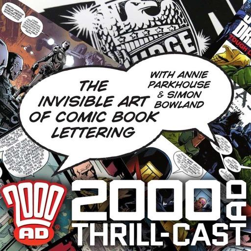 The 2000 AD Thrill-Cast 9 December 2015
