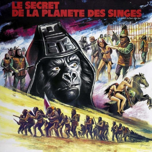 Cornelius and Zira - Ep #30 - Le Secret de la Planète des Singes (Zaius & fils #2).mp3