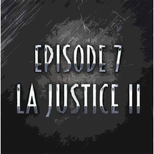 Docteur Bonobo Show - Saison 2 - #07 - la Justice II