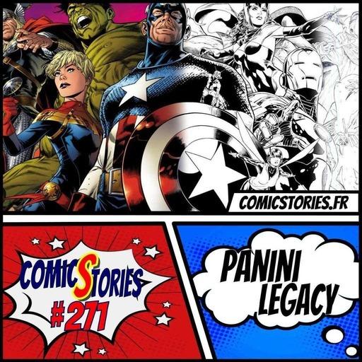 ComicStories #271 - Panini Legacy
