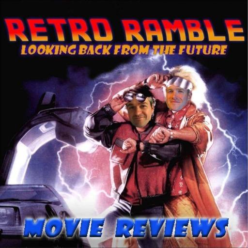 EP#36 The Matrix (1999) Retro Ramble Podcast