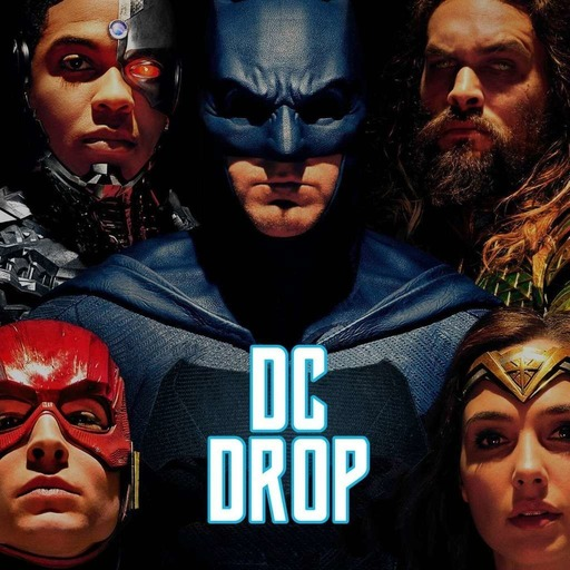 DC Drop - DC Movies, TV, and Comics News