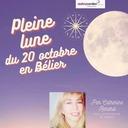 Pleine Lune du 20 octobre en Bélier : Faites le plein d'énergie !