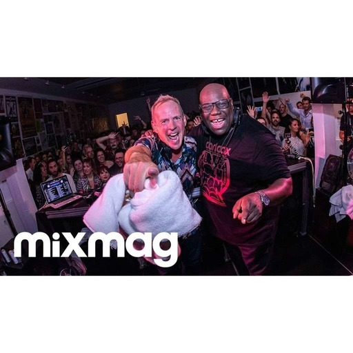 Carl Cox b2b Fatboy Slim at Saatchi Gallery, London