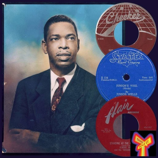 Legend of the Slide Guitar: Elmore James, Part 2 (Hour 2)
