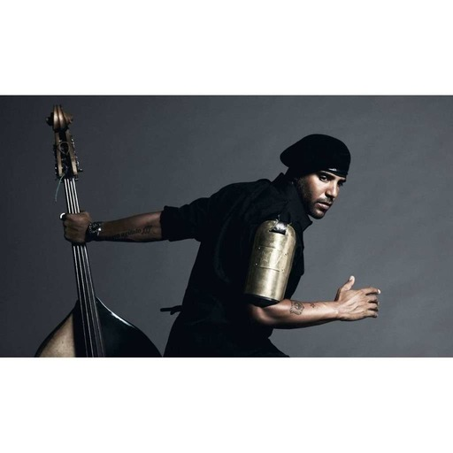 Miles Mosley, King of blue