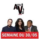 Actu'Vu #12 : Semaine du 30 mai