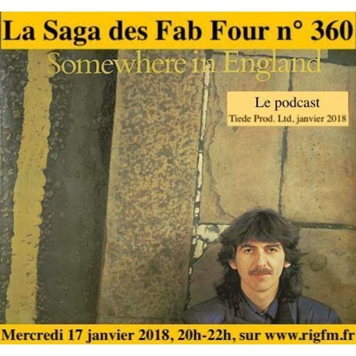 La Saga des Fab Four n° 360