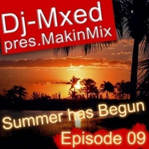 Mxed pres. MakinMix 09