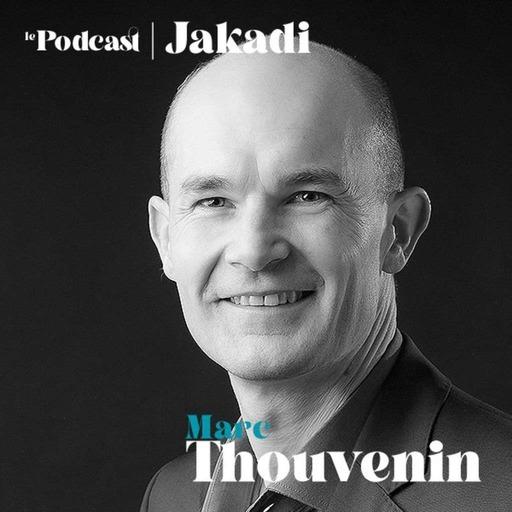 """#9 - Marc THOUVENIN - ActivUP  """" être précurseur et connaître le succès très tôt ne doit pas empêcher un entrepreneur de se remettre en question pour continuer à innover… #jakadi"""""""
