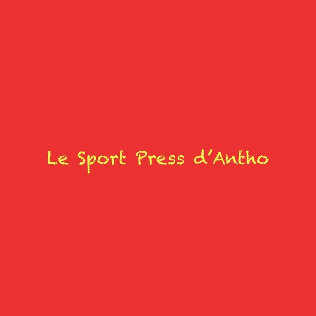 Le Sport Press d'Antho