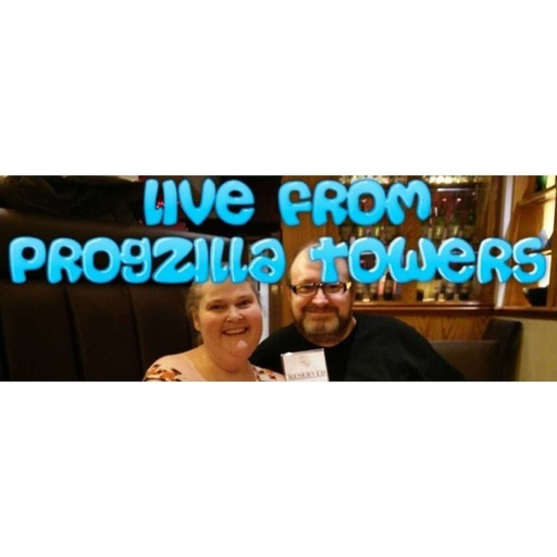 Live From Progzilla Towers - Edition 128 - Wendy's Choice Part 2