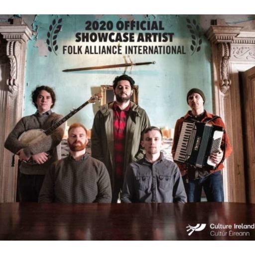Corner Boy At Folk Alliance International 2020