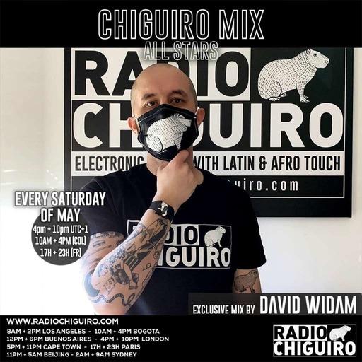 Chiguiro Mix #142 - David Widam