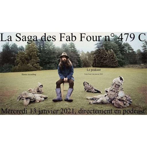 La Saga des Fab Four n° 479 C (Home recording 20)