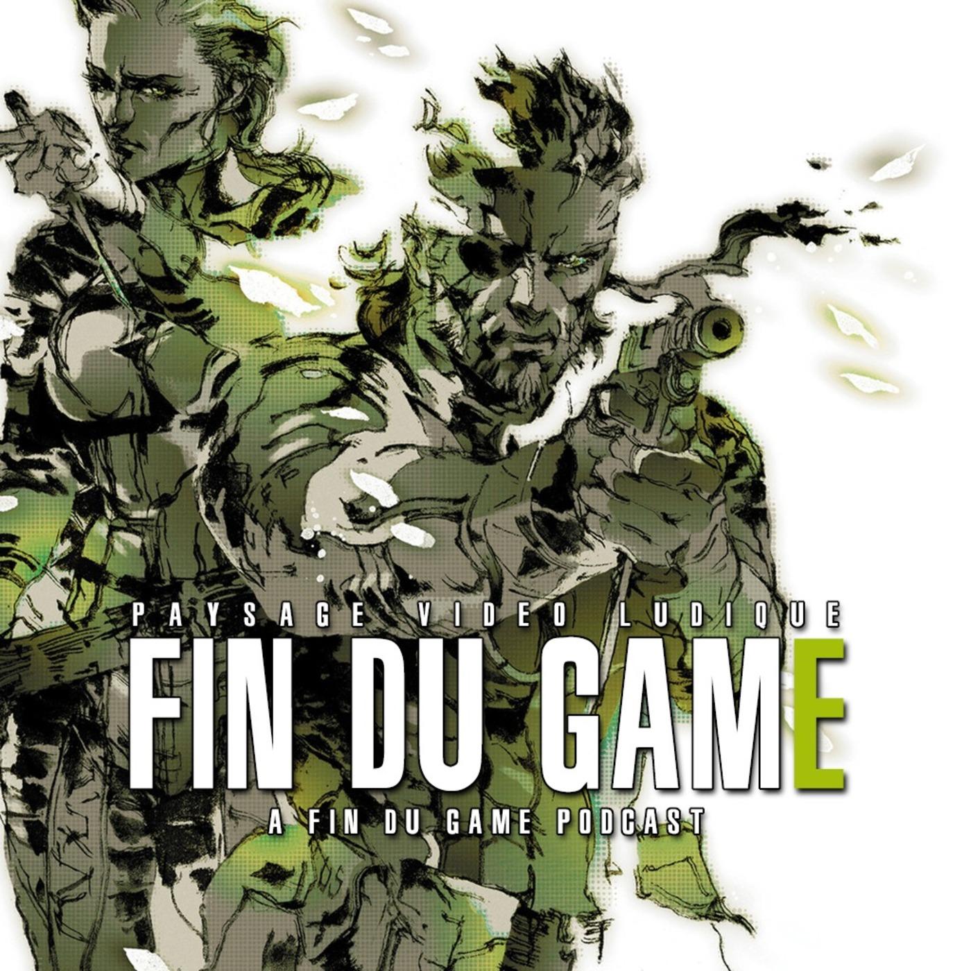 Episode 60 - Metal Gear Solid 3: Snake Eater