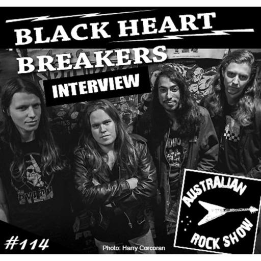 Episode 114 - Black Heart Breakers Interview