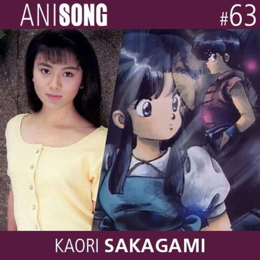 ANISONG #63 | Kaori Sakagami (Ranma ½)