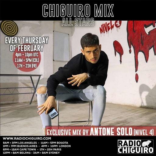 Chiguiro Mix #119 - Antone Solo (Nivel 4)