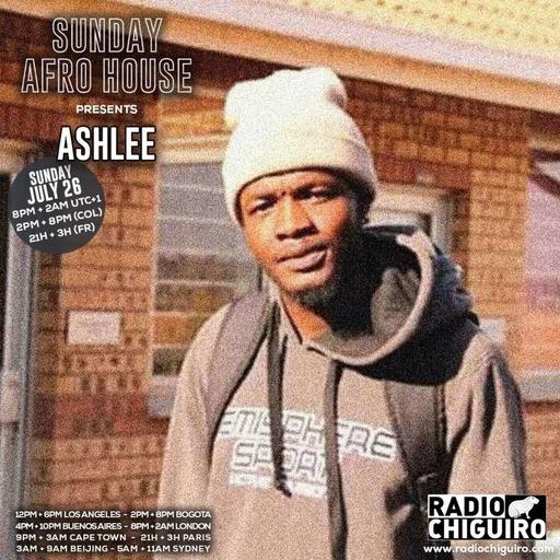 Sunday Afro House #003 - - Ashlee.m4a