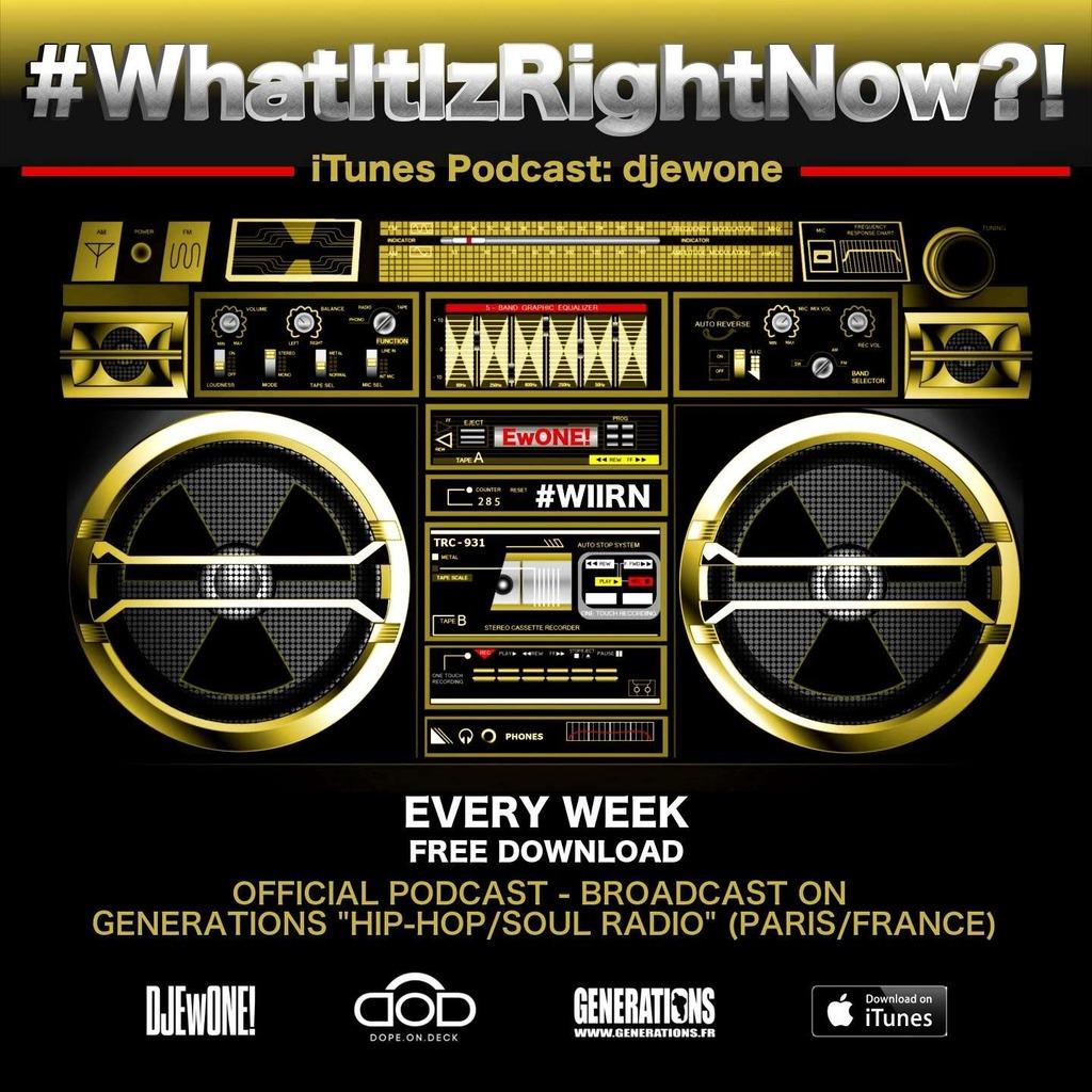 EwONE! Radio Mixshow - Official Podcast