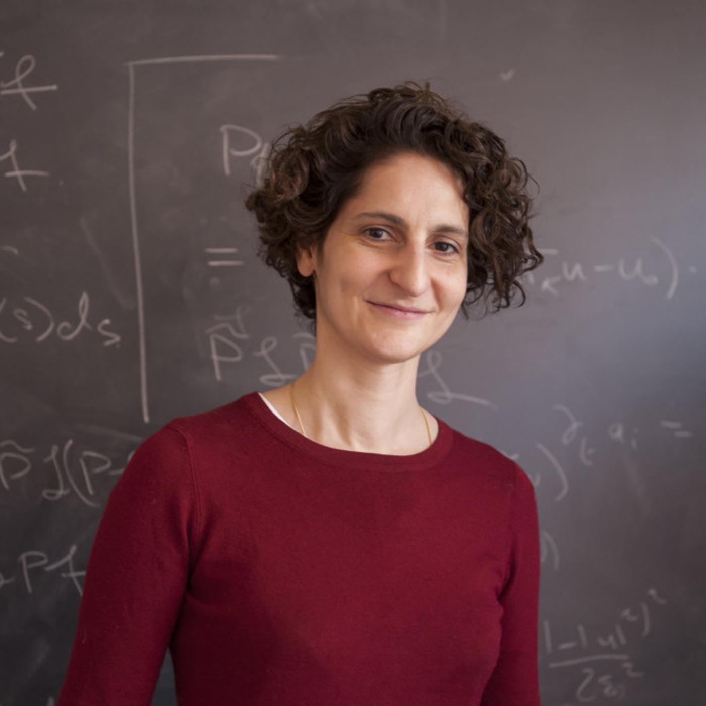 Sylvia Serfaty, la boss des maths
