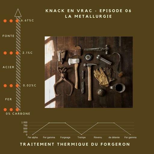 Knack en vrac - Episode 06 - La Métallurgie.mp3
