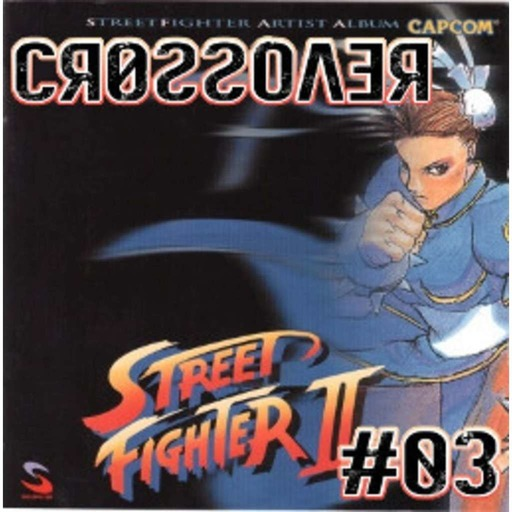 CrossOver #03 : Street Fighter Artist Album