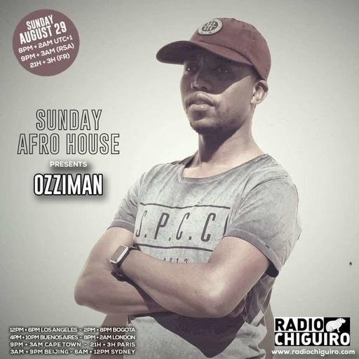 Sunday Afro House #049 - Ozziman