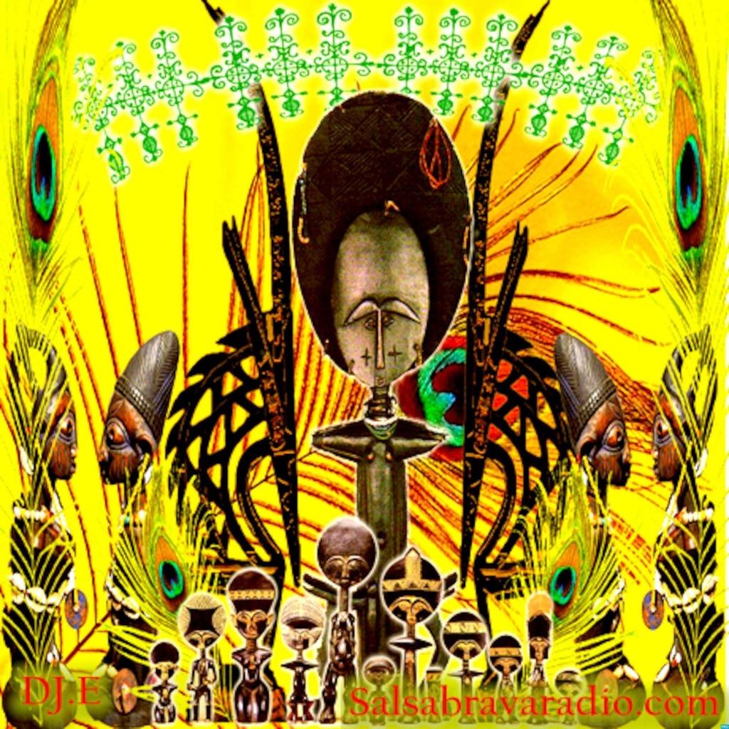 SALSABRAVARADIO.COM  ♫ ♪ ♫ ♪  Con DJ.E!
